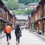 Higashi chaya in Kanazawa