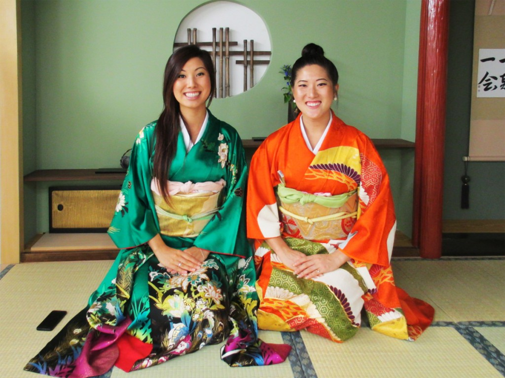 You will look gorgeous with Kimono!