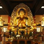 Chusonji Golden Hall   (Hiraizumi)