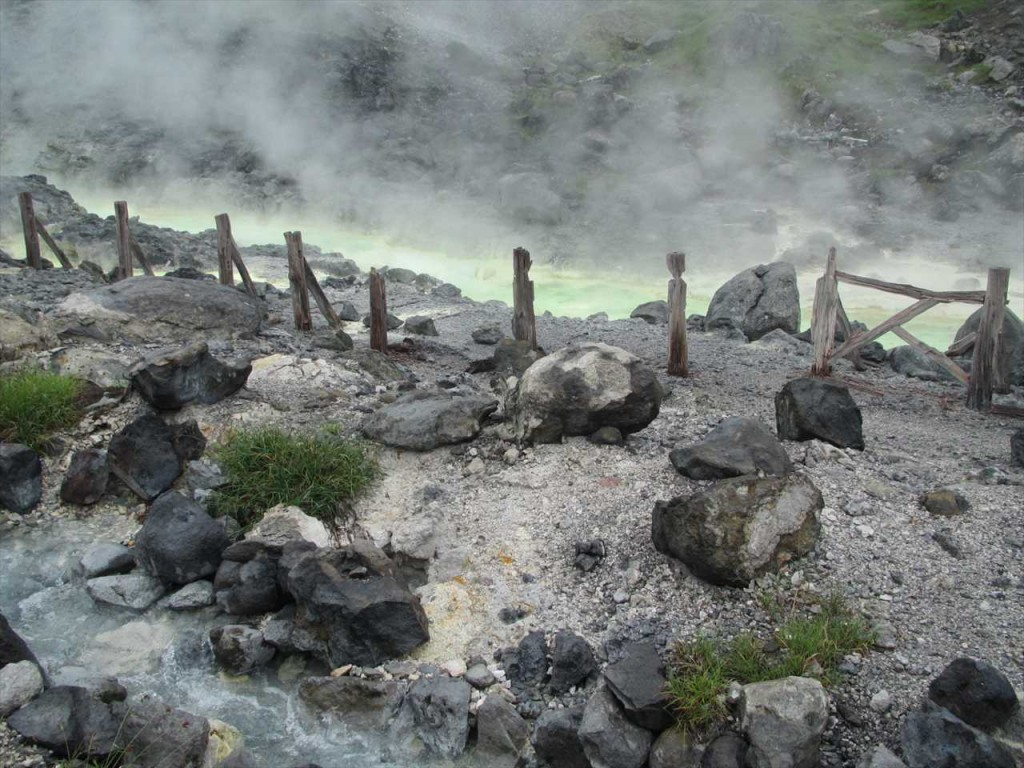 Hot Spring (Hachimantai)