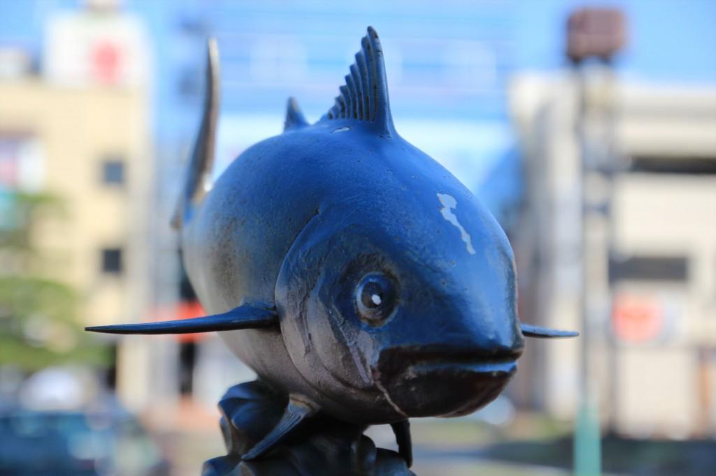 Kesennuma is famous for Shark fins as food