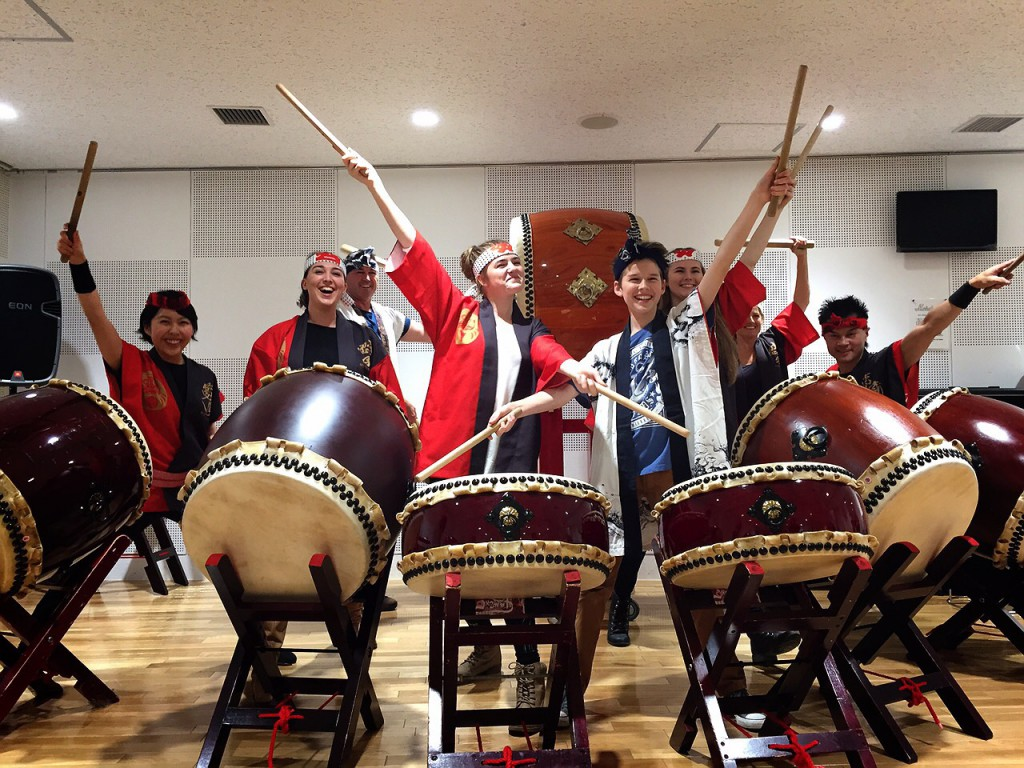 Taiko Workshops ROCK  (Register by Age): Wed, July 18th 6 OR 7 PM